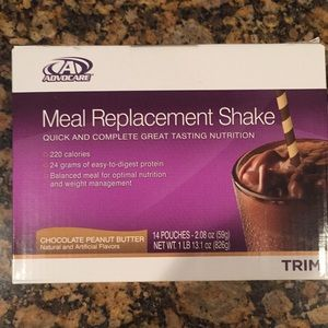Advocare meal replacement Shakes 14 pack box